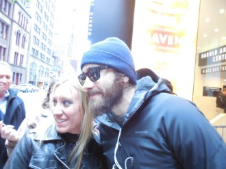 I kind of missed these stagedoor pics
