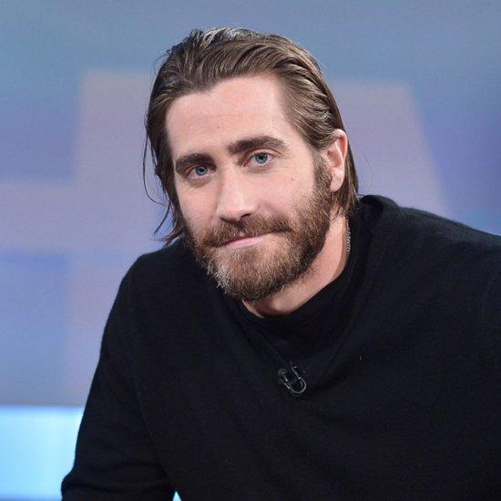 jake gyllenhaal beard - photo #20